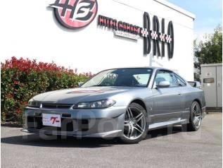 Nissan Silvia. автомат, задний, 2.0, бензин, 72 000тыс. км, б/п, нет птс. Под заказ