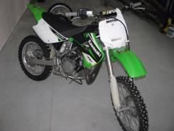 Kawasaki KX 85. 85 куб. см., исправен, без птс, с пробегом