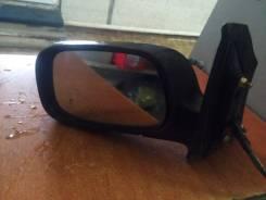 Зеркало заднего вида боковое. Toyota Prius, NHW10