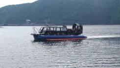 Хивус-10. Год: 2004 год, длина 8,25м., двигатель стационарный, 140,00л.с., дизель