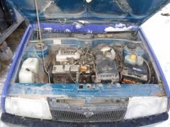 Радиатор охлаждения двигателя. Лада: 2109, 2115, 2108, 21099, 2113, 2114