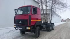 МАЗ 6425. Седельный тягач МАЗ 6х6, 14 860 куб. см., 65 000 кг.
