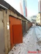 Гаражи капитальные. улица Крыгина 59, р-н Эгершельд, 28 кв.м., электричество, подвал. Вид снаружи