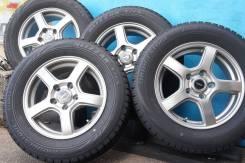 Bridgestone Toprun. 6.0x15, 5x114.30, ET53