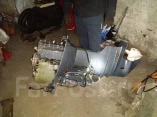 Yamaha. 70,00л.с., 2-тактный, бензиновый, нога U (762 мм), Год: 2001 год