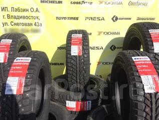 Большой выбор новых шипованных шин на Снеговой 43а