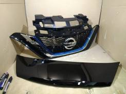 Решетка радиатора. Nissan Note, E12