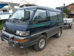 Mitsubishi Delica. механика, 4wd, 2.5 (77 л.с.), дизель, 158 000 тыс. км