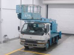 Mitsubishi Canter. Автовышка , 4 560 куб. см., 16 м. Под заказ