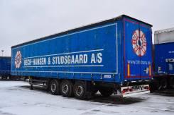 Schmitz SO1. Шторный полуприцеп 2012 г/в, 39 000 кг.
