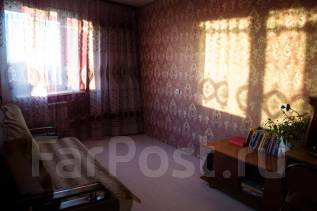 2-комнатная, улица Мельничная 3. Междуречье, частное лицо, 45 кв.м. Вид из окна днём