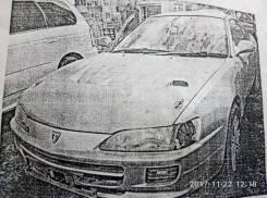 Toyota Sprinter Trueno. AE101, 4A