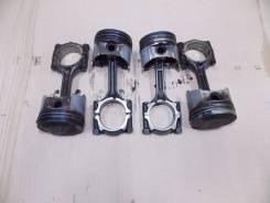 Поршень. Mitsubishi: Toppo BJ Wide, Toppo BJ, Pajero Mini, Minica, Minica Toppo, Town Box, Town Box Wide, Minicab, Bravo Двигатель 4A30