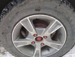 Продам колеса 175/70/13 литье на зимней резине. 6.0x13 4x100.00 ET33 ЦО 66,1мм.