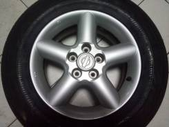 Nissan. 6.5x16, 5x114.30, ET40