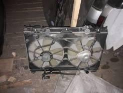 Радиатор охлаждения двигателя. Toyota Camry, ACV30