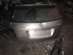 Крышка багажника. Mercedes-Benz GLK-Class, X204