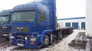 MAN TGA. Продам тягач 18.400, 10 518 куб. см., 18 000 кг.