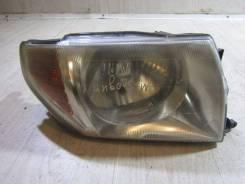 Фара. Mitsubishi Pajero Pinin