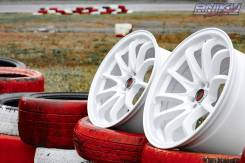 RAYS VOLK RACING CE28 SL. 8.5/9.5x18, 5x100.00, 5x114.30, ET30/30, ЦО 73,1мм.