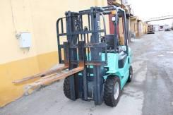 Maximal. Вилочный погрузчик FD 25, 1 800 куб. см., 2 500 кг.