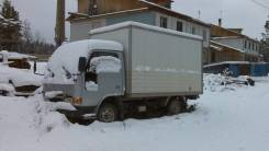 Dongfeng. Продам Донгфенг СТАР Фургон 2777 2007 года в Томске, 2 500 куб. см., до 3 т