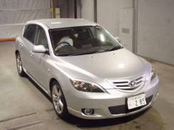 Mazda Axela. BKEP, L3
