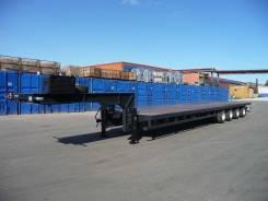 Тонар 94424-0000020. Полуприцеп-тяжеловоз (трал), 40 000 кг. Под заказ
