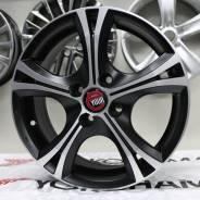 Ё-Wheels. 5.5x14, 4x100.00, ET45, ЦО 56,6мм.