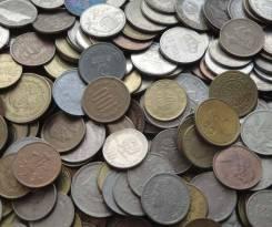 Супер Микст Иностранных Монет -1 кг
