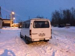 ГАЗ 2217 Баргузин. Продается Баргузин ГАЗ 2217, 2 200 куб. см., 11 мест