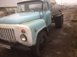 ГАЗ 53. Газ-53 Ассенизатор, 4 250 куб. см.