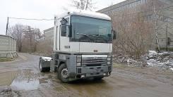 Renault Magnum. Тягач Рено Магнум, 12 024 куб. см., 20 000 кг.