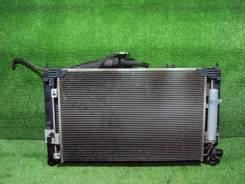 Радиатор охлаждения двигателя. Mitsubishi Galant Fortis, CY4A Двигатель 4B11