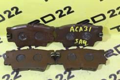 Колодка тормозная. Toyota: Camry, RAV4, Harrier, Sai, Mark X Двигатели: 2ARFXE, 2AZFE, 2ADFTV, 2GRFE, 1AZFE, 2ADFHV, 3ZRFAE, 2AZFXE