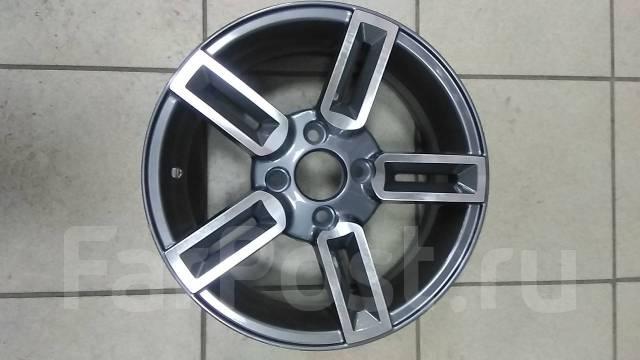 "Light Sport Wheels LS ZT384. 5.5x14"", 4x98.00, ET35, ЦО 58,6мм."