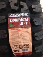 Federal Couragia. Грязь MT, 2017 год, без износа, 1 шт