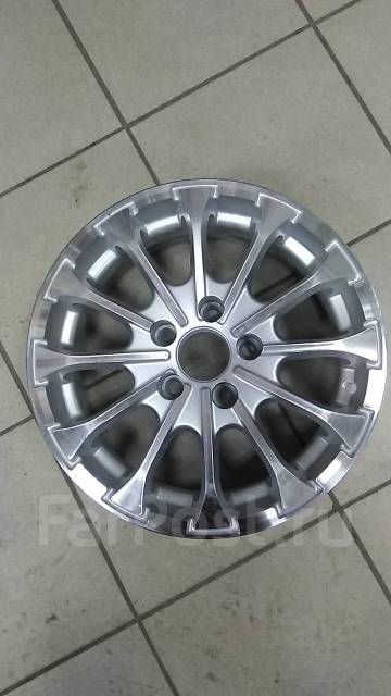 Light Sport Wheels LS 169. 6.0x14, 5x100.00, ET35, ЦО 57,1 мм.