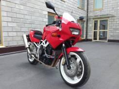 Yamaha TRX850. 850 куб. см., исправен, птс, с пробегом