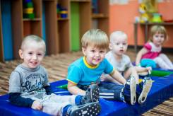 Действующий частный детский сад