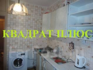 1-комнатная, улица Невельского 15. 64, 71 микрорайоны, агентство, 36 кв.м. Кухня