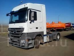Mercedes-Benz Actros. 1844LS 4х2 CKD, 5 000 куб. см., 10 400 кг.