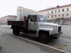 САЗ. Продаю газ 3307 (саз 3507) Самосвал, 4 200 куб. см., 4 500 кг.
