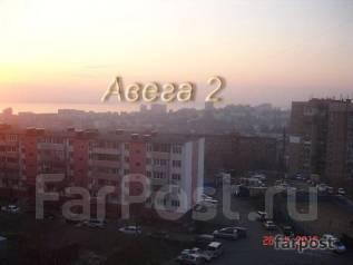 2-комнатная, улица Тухачевского 68. БАМ, проверенное агентство, 43 кв.м. Вид из окна днём