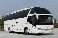 Higer KLQ6122B. Туристический автобус Higer KLQ 6122B, 9 000 куб. см., 51 место