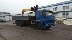 Soosan SCS736LII. КМУ Камаз 65117 + , 7 000 кг., 19 м.