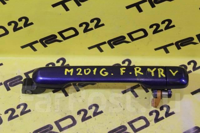 Ручка двери внешняя. Daihatsu YRV, M211G, M201G, M200G Двигатели: K3VET, EJVE, K3VE