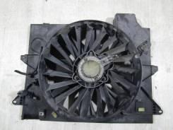 Вентилятор охлаждения радиатора. Jaguar S-type