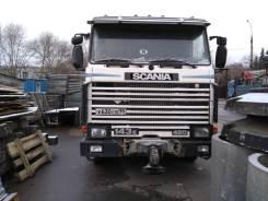 Scania R. Автомобиль тягач -640(8x4) с тралом STZ-V3-60/40 1995 г. в., 22 000 куб. см., 60 000 кг.