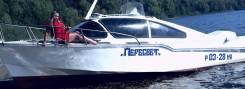 Стриж. Год: 1986 год, длина 8,00м., двигатель стационарный, 60,00л.с., дизель